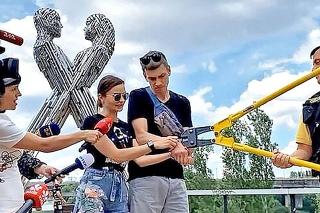 Ukrajinský pár