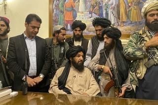 Talibovia prehľadali