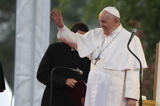 Pápež na