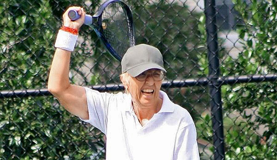 Legendárna americká tenistka Gail