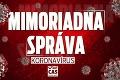 Je rozhodnuté: Na Slovensku bude platiť núdzový stav!