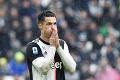Bezočivý fanúšik chcel selfie s Ronaldom, to sa ale hviezde Juventusu nepáčilo