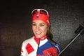 Krásna biatlonistka Fialková sexi ako nikdy predtým: Takto vyzerá športovkyňa v plavkách!