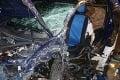 Tragická zrážka auta a dodávky s migrantmi: Vyhasol život mladého Kysučana († 32)!