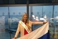 Dominika Grecová na súťaži Miss World: Foto č. 4 hovorí jasne, naša kráska vytŕča z davu už teraz!