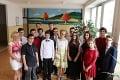 Škola v Košiciach zvíťazila štvrtýkrát v celoštátnom hodnotení: Deviataci majú lepšie vedomosti ako učiteľ