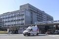 Na pľúcnej ventilácii v Košiciach je len 23-ročný pacient: Počet hospitalizovaných s covidom však klesá