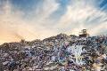 Rusko zaplavuje odpad: Plocha skládok má rovnakú rozlohu ako Holandsko