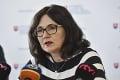 Podľa ministerky Lubyovej je naše školstvo dlhodobo podfinancované: Prepad vznikal desiatky rokov