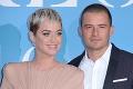 Hviezdny pár Katy Perry a Orlando Bloom: Kamarátka nabonzovala, prečo odsúvajú svadbu