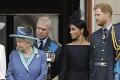 Koniec dohadom! Harry a Meghan už nebudú kráľovské výsosti, rozhodnutie kráľovnej o financiách ich zabolí