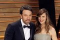 Búrlivá hádka Jennifer Garner a Bena Afflecka: Exmanželom praskli nervy na ulici