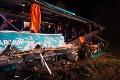 Obrovský nárek študentov po nehode autobusu pri Nitre: Zahynuli naši štyria spolužiaci