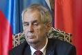 Český senátor skritizoval prezidenta Zemana: Je otrasné, že verejne nereagoval na vyhostenie diplomatov