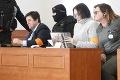 Obžalovaná Zsuzsová pred súdom opäť vytiahla vplyvných mužov: S kým všetkým si písala?