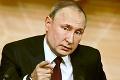 Nechce sa vrátiť do starých čias: Putin neobmedzený mandát pre prezidenta odmieta