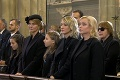 Emotívny krok Havlovej v deň Gottovho († 80) pohrebu: Kam si to namierila po rozlúčke s maestrom?