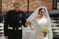 Šokujúce zistenie! Pravda o svadbe Meghan a Harryho odtajnená: Ako to bolo v skutočnosti?!