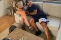 Tehotná?! Moderátorka Jasmina Alagič má čakať druhé dieťa s Rytmusom