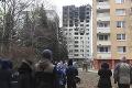 Najsmutnejšie príbehy z Prešova! Pán uprostred trosiek je symbolom tragédie: Môjho ocka nedokázali zachrániť
