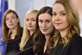 Fínska vláda má za sebou prvý škandál: Ministerka chcela oddeľovať deti od matiek