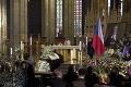 Bílá prehovorila o ťažkej úlohe na Gottovom pohrebe: Bol to neopísateľne bolestivý pocit