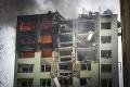Hasiči prehľadali celú bytovku zničenú po výbuchu: Slová, na ktoré všetci čakali