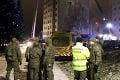 Na mieste tragédie pomáha aj armáda, minister vysvetľuje: Prečo neboli použité vojenské vrtuľníky