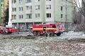 Hasiči ukončili svoju činnosť v Prešove: V nedeľu ich čaká jedna z najťažších úloh