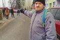 Vydesený Milan z Prešova: Moja dcéra skočila z balkóna vybuchnutého domu