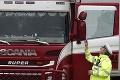 V prípade kamióna s 39 mŕtvymi zatkli ďalšiu osobu: Nečakané zistenie o ceste smrti