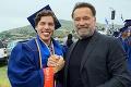 Schwarzenegger nemanželského syna dlho zapieral: Podobajú sa ako vajce vajcu