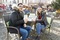 V Prešove otvorili vianočné trhy za príjemného jarného počasia: Cigánska je o 40 centov lacnejšia