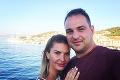 To je rýchlosť: Haasová pred dvoma mesiacmi ohlásila rozvod, manžel sa už chváli novou priateľkou!