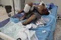Nálety zasiahli továreň na keksíky v Tripolise: Zomrelo 7 ľudí