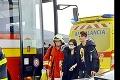 Mladý hrdina z autobusu smrti Oleksii: S črepinou v hlave pomáhal kamarátke