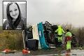 Marianka († 21) zahynula v autobuse smrti: Zúfalé volanie sestry už nezdvihla