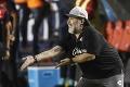 Maradona prišiel na oslavu aj napriek karanténe: Zápas svojho tímu však už nevidel