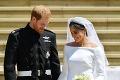 Unikli pikošky z utajovanej oslavy Harryho a Meghan: Nevesta porušila tradíciu! To si nedovolila ani Kate