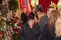 Prahu zaliali slzy: Najsilnejšie momenty poslednej rozlúčky a pohrebu Karla Gotta († 80)
