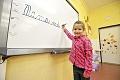 Drobci nasávajú v škole vedomosti už dva mesiace: Čo najviac baví malých prváčikov