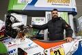 Slovenský motocyklista vzbudil opäť rozruch: Ivan Jakeš s kočíkom!