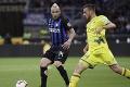 Ukážkový gól v talianskej Serii A: Belgičan Nainggolan to trafil excelentne