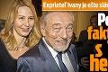 Expriateľ Ivany je ešte slávnejší než Karel Gott: Počkať, to fakt chodila s TÝMTO hercom?!