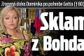 Zronená dcéra Dominika po pohrebe Gotta († 80) neskrýva rozčarovanie: Sklamanie z Bohdalovej!