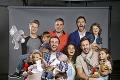 Detskí herci z Oteckov hviezdami aj mimo obrazoviek: Do vreciek sa im sypú tisíce eur