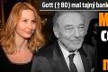 Gott († 80) mal tajný bankový účet v zahraničí: Manželka celé roky o ničom netušila!