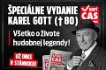 Užialené slová osobností o Gottovi († 80): Vondráčková odhalila detaily stretnutia krátko pred smrťou