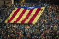 V Barcelone vyšlo do ulíc 600 000 podporovateľov nezávislosti Katalánska