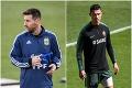 Návrat kráľov: Ronaldo a Messi opäť v najcennejšom drese